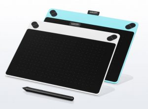Wacom Intuos Drawing and Graphics Tablet