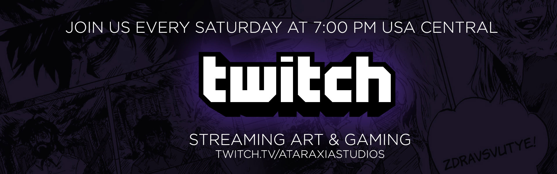 TWITCH TV Streaming